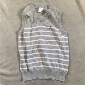 Carter sweater vest